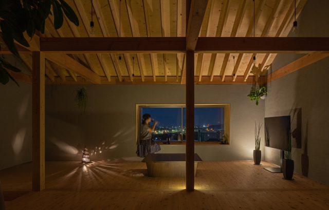 『高台の小さな家』設計実績建築写真・竣工写真・インテリア写真11