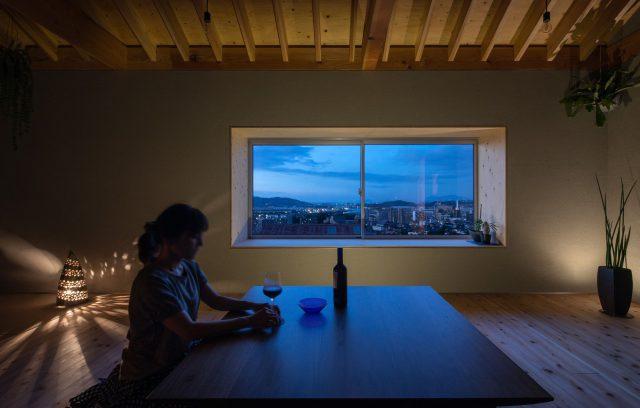 『高台の小さな家』設計実績建築写真・竣工写真・インテリア写真10