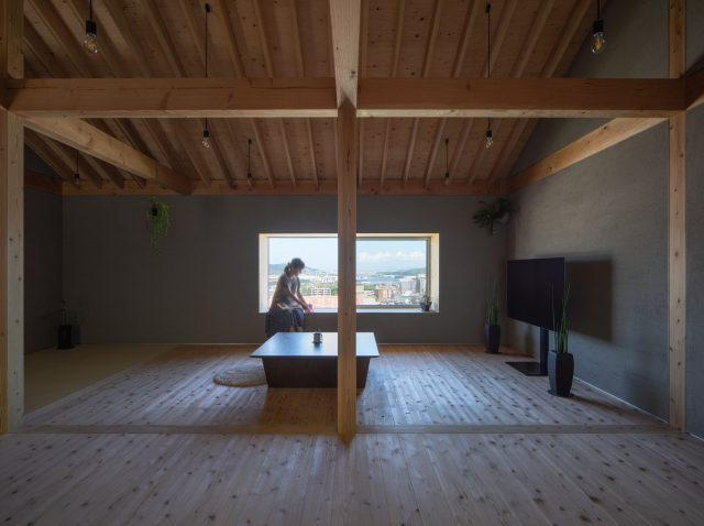 『高台の小さな家』設計実績建築写真・竣工写真・インテリア写真8