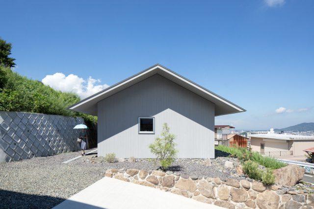 『高台の小さな家』設計実績建築写真・竣工写真・インテリア写真4