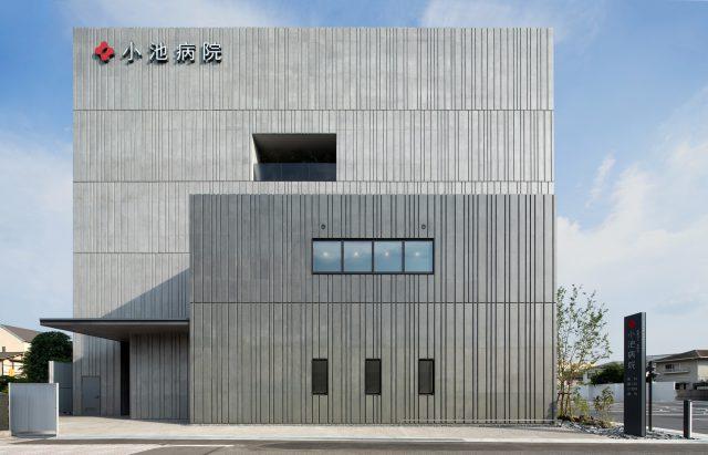 『小池病院(54床)』設計実績建築写真・竣工写真・インテリア写真5