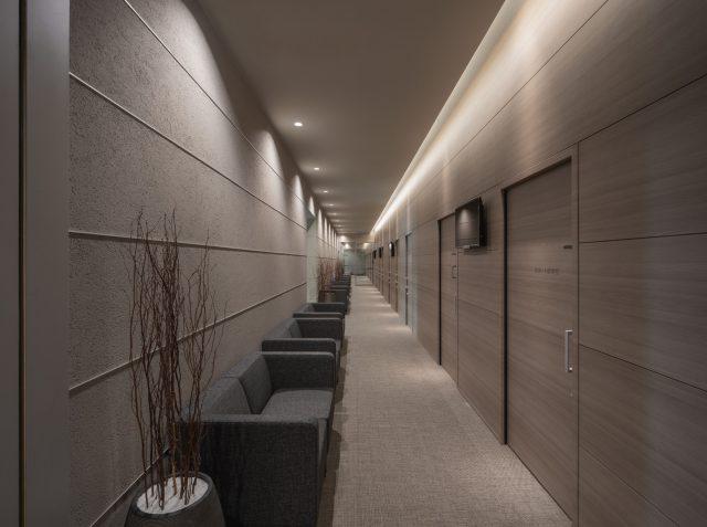 『小池病院(54床)』設計実績建築写真・竣工写真・インテリア写真15