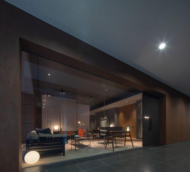 『Ritzwell-OSAKA』設計実績建築写真・竣工写真・インテリア写真1