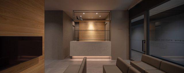 『熊本ステーション眼科』設計実績建築写真・竣工写真・インテリア写真2