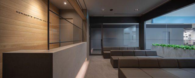 『熊本ステーション眼科』設計実績建築写真・竣工写真・インテリア写真4