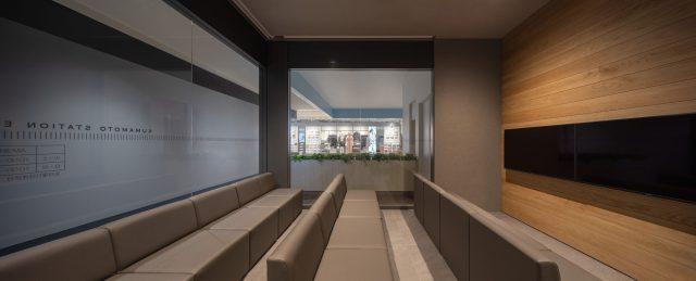 『熊本ステーション眼科』設計実績建築写真・竣工写真・インテリア写真5