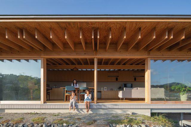 『東郷の家』設計実績建築写真・竣工写真・インテリア写真13